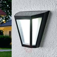 solar wall lights professional light with motion