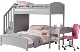 Bunk Beds for Kids: Children's Loft Beds with Stairs, etc.