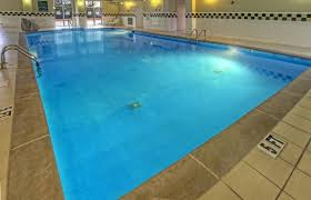 the swimming pool at or near hilton garden inn nashville airport