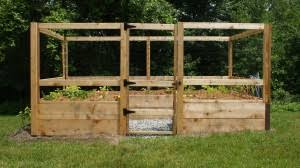 deer proof garden. 8\u0027x12\u2032 Just-Add-Lumber Vegetable Garden Kit \u2013 Deer Proof