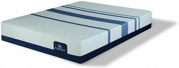 500801288 1050 iComfort BLUE 300 Firm Memory Foam Mattress Queen