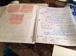 notebook tips write in pen it stands out more write on one side of the page it keeps paper look neater no bleeding through use empty page as area to