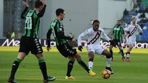 Watch Sassuolo vs Torino Live Streaming - The Score Nigeria