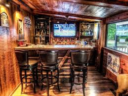 home theater lighting ideas. Home Lighting Ideas Antler Wall Art Bar For Man Cave Theater Family Room Black Wood Coffee Table White Interior Door