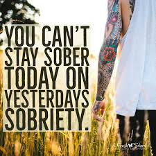 Sobriety Quotes Stunning A Fresh Start Sober Quotes Gallery