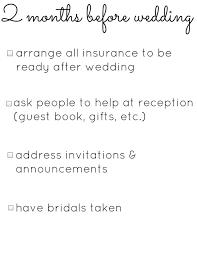 A 6 Month Engagement Wedding Planning Checklist Crazyforus