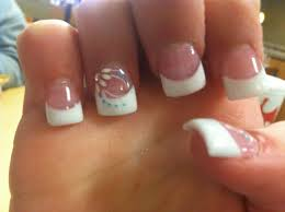 Nail Designs Pictures French Tip French Nail Tip Gel Coat French Tip Nail Designs French