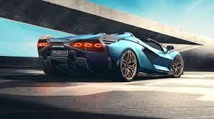 Lamborghini Sian Roadster 2020 4K 8K 3 ...