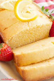 Perfect Lemon Pound Cake The Busy Baker