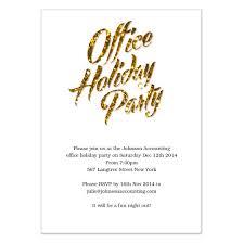 Office Christmas Party Invitations Sansalvaje Com