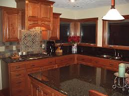 Small Picture Frameless Cherry Kitchen Cabinets Liberty Interior The