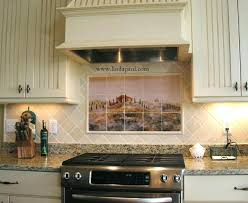 french country kitchen backsplash tile