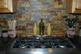 subway slate tile for kitchen backsplash