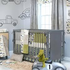 yellow and grey baby bedding nursery uk gray turquoise girl crib