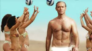 Jude Law Hits The Beach In The New Pope Trailer