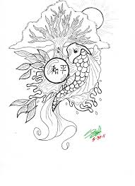 Printable Coloring Pages color pages of fish : Koi fish coloring pages sheetsFree Coloring Pages For Kids | Free ...