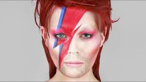 david bowie makeup