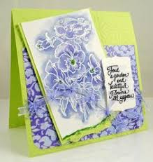 all this week the stendous team are featuring techniques from the embossing powder techniques from a to z by fran seiford