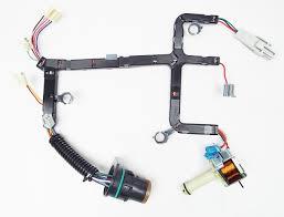 4l60e 4l65e transmission wiring harness (2006 up) w iss & tcc lock 4l60e wiring harness pinout diagram 4l60e 4l65e wiring harness w tcc lock up solenoid and iss 2006 up