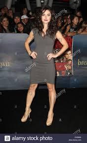 Brooke Lyons at the premiere of 'The Twilight Saga: Breaking Dawn ...