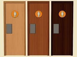 public bathroom doors. Restroom Doors Advertisement Sims 3 Public Bathroom . Image