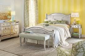 hayworth collection mirrored furniture. Hayworth Mirrored Bedroom Furniture Collection With Awesome Antique White Design O