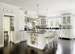 Small Picture Grey Kitchen Cabinets With White Appliances Stunning White