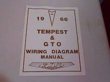 1966 gto wiring 1966 tempest gto wiring diagram manual