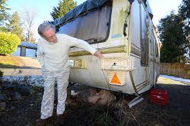 Camper Lights Not Working Campbell River Man Wants His Rare Set Of Stolen Camper