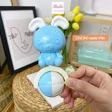 Bộ đồ chơi thông minh cho trẻ mọc răng Nhật Bản Hinata BDC26