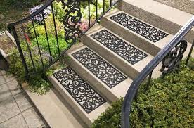 rubber stair tread covers