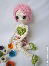 Amigurumi Doll Pattern Custom Inspiration