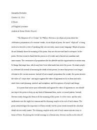 example of poetry analysis essay the little black boy how do  an essay on the poetry thank you business letter sample how to write a critical about