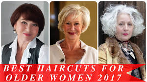 Hair Style For Older Women best haircuts for older women 2017 youtube 8408 by wearticles.com