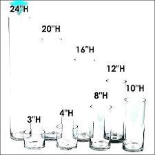 12 inch cylinder glass vases glass cylinder vase whole inch glass vase inch glass vases cylinder