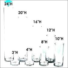 12 inch cylinder glass vases glass cylinder vase whole inch glass vase inch glass vases cylinder