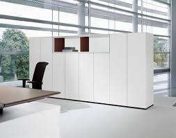 work office design. Built-in Cabinets White Paper Office Work Ideas Design