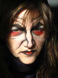 how childrens paint witches make up children s evil witch makeup more