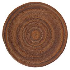 colonial mills trade northern wool pumpkin e round area rug 7