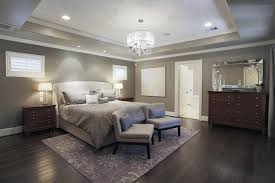ceiling tray lighting. modern sustainable master bedroom design with luminous tray ceiling lighting along lavish crystal chandelier shade o