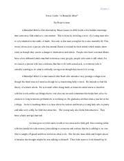 mid term essay questions midterm philosophy zepeda nadine 4 pages a beautiful mind