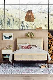 Patchwork Cane Bed | Anthropologie