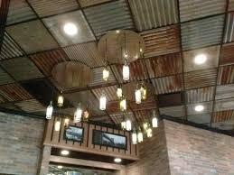 sheet metal ceiling panels taraba home review corrugated metal ceiling