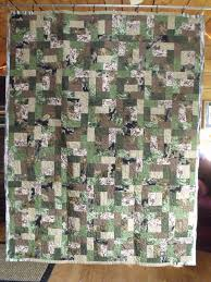 camouflage quilts | camo