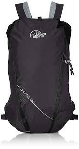 Amazon Com Lowe Alpine La Fuse 20 Black One Size