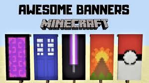 Minecraft How To Make A Banner Design