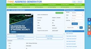 The Over World Fake - Generator Address Fakeaddressgenerator com Address Random All Access