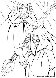 Small Picture star wars coloring pages on coloringbookinfo star wars coloring