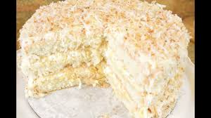Southern Coconut Pineapple Cake Recipe Fluffy Coconut Pineapple