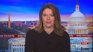 Kasie Hunt Leaving NBC and MSNBC For CNN